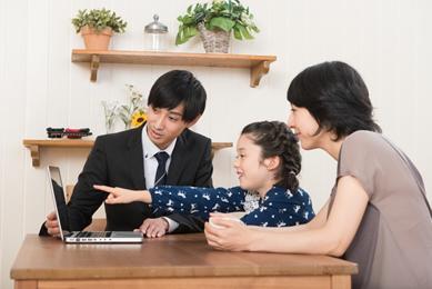 人材の質にこだわる優良家庭教師企業のみ登録